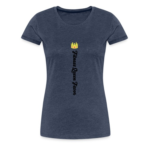 leggings label - Women's Premium T-Shirt