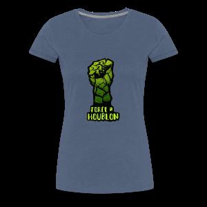 Force et houblon (Officiel) - T-shirt Premium Femme