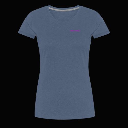 noccoboi oldschool logo - Premium-T-shirt dam
