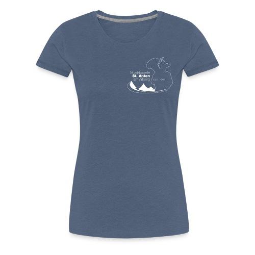 mk st. anton 3 - Frauen Premium T-Shirt