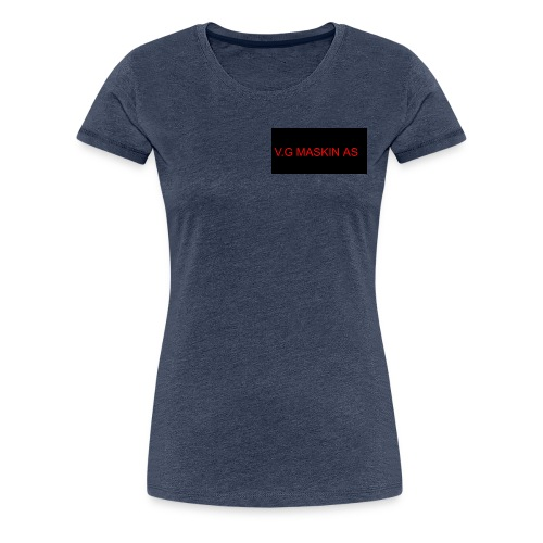 IMG 0016 - Premium T-skjorte for kvinner