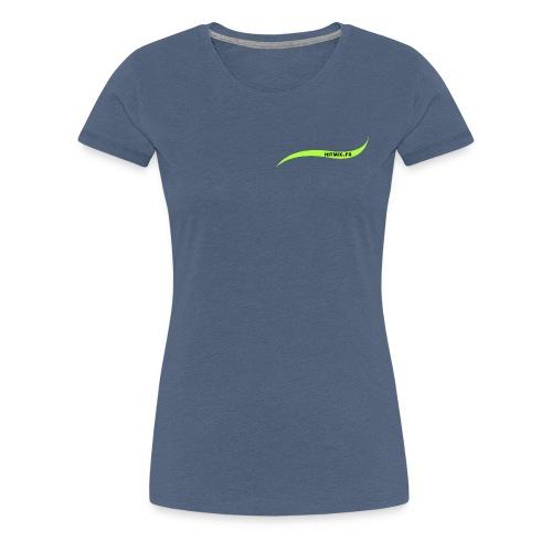 Hitmix.fr - T-shirt Premium Femme