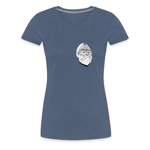 KONG - T-shirt Premium Femme
