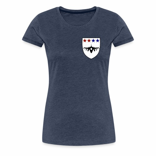 D.U.C.K Secret Service - Frauen Premium T-Shirt