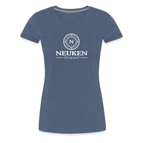 neuken white - Vrouwen Premium T-shirt