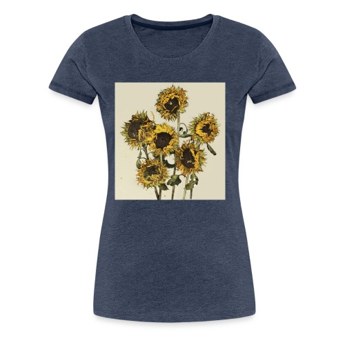Sunflowers - Women's Premium T-Shirt