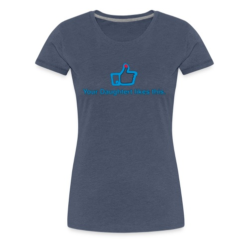 Like - Frauen Premium T-Shirt