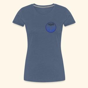 SDK - Premium T-skjorte for kvinner