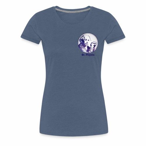 Logo de la chaîne - T-shirt Premium Femme