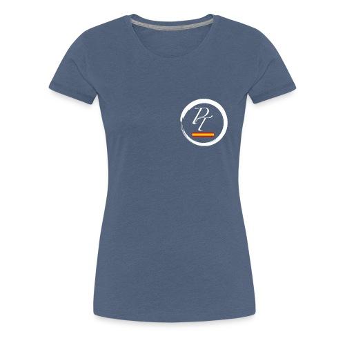 PT blanco spain españa - Camiseta premium mujer