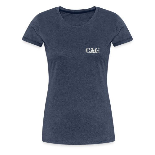 CAG Old School - Women's Premium T-Shirt