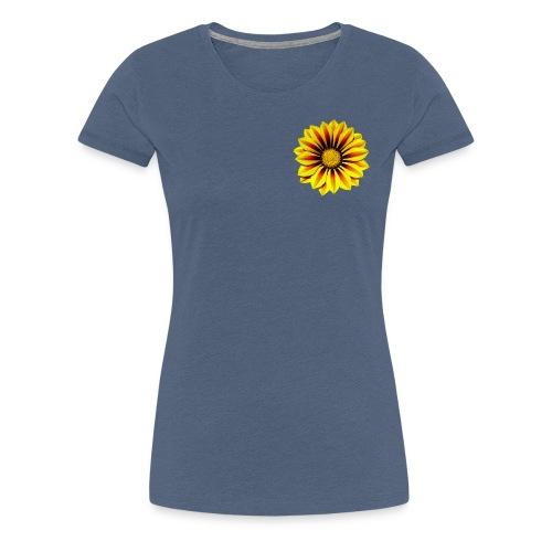 Gazania 1 - Frauen Premium T-Shirt