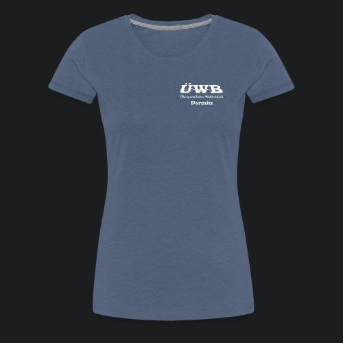 UeWB TShirts 08 - Frauen Premium T-Shirt