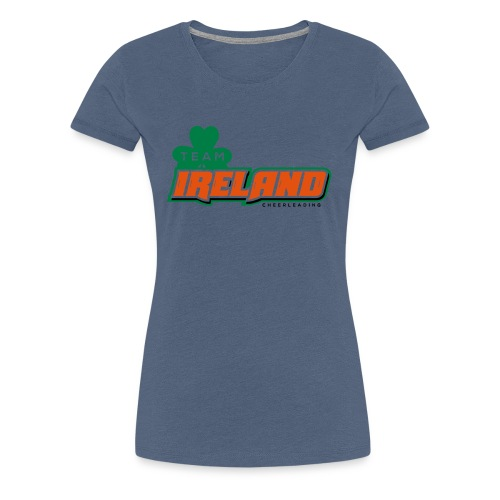 Team Ireland 2017/2018 - Women's Premium T-Shirt