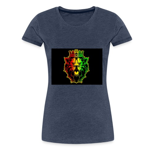 Printmasta FRESH - Dame premium T-shirt