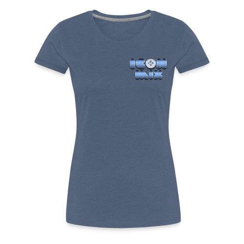 INCON MIX - T-shirt Premium Femme