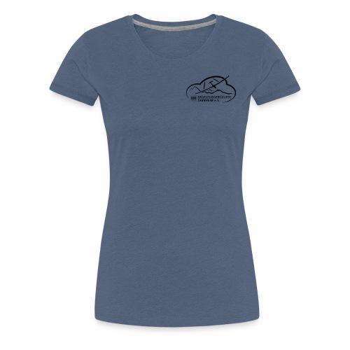 SFG Tannheim Black - Frauen Premium T-Shirt