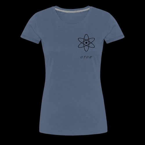Physics - Frauen Premium T-Shirt