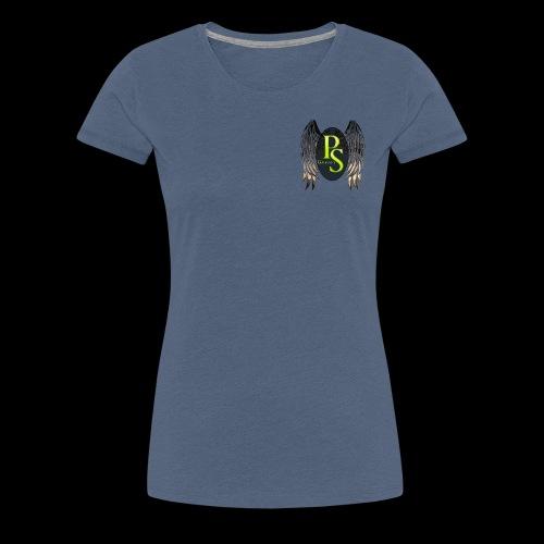 Parascouts Angel 2018 - Frauen Premium T-Shirt