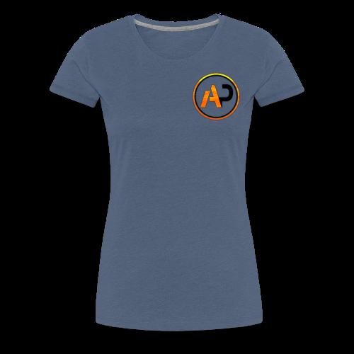 aaronPlazz design - Women's Premium T-Shirt