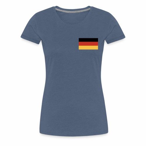 6860593D 27E2 466D 9616 225841D00A8C - Frauen Premium T-Shirt