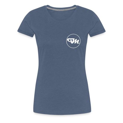 Particular Minds circle - Frauen Premium T-Shirt