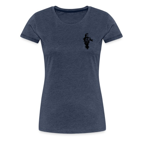 robot 4 - Women's Premium T-Shirt