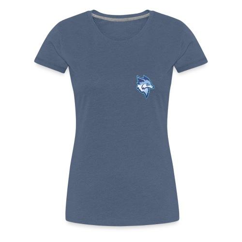 ClutcherZz logo - T-shirt Premium Femme