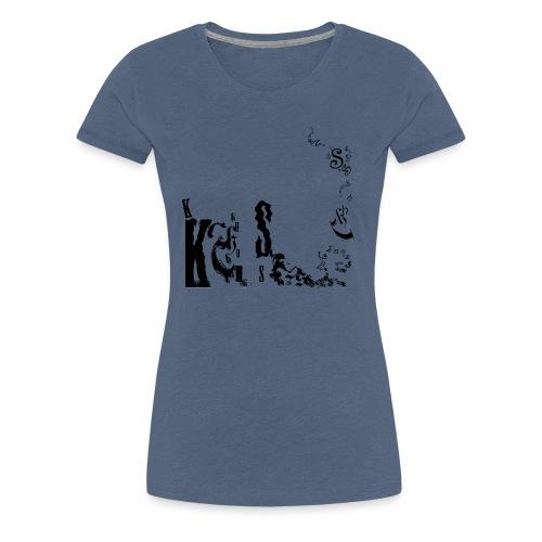 Schnarchen - Frauen Premium T-Shirt
