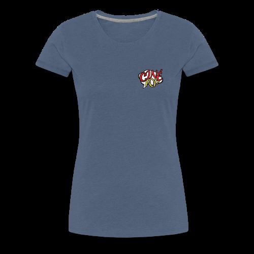 Soutenez le CINÉPOP en achetant nos t-shirts ! - T-shirt Premium Femme