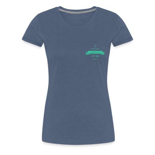 COCOOKING SLOGAN - Camiseta premium mujer