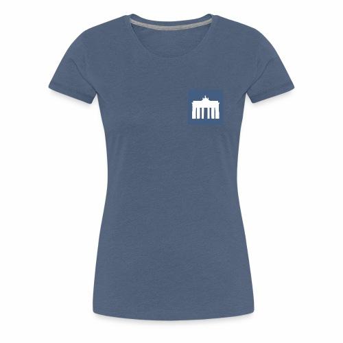 BDPEMS logo without font - Women's Premium T-Shirt