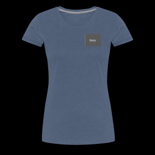 first logo - T-shirt Premium Femme