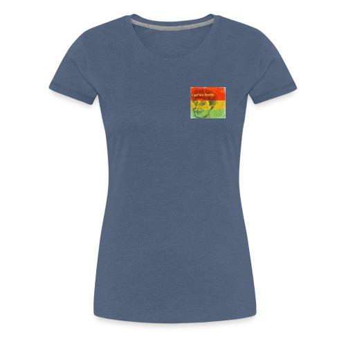 Maprincessesecrète - origional pochette - captain - T-shirt Premium Femme
