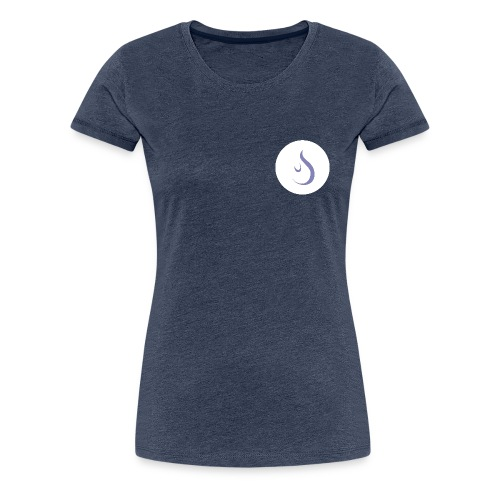 Neon Flammen 🔥 - by Ruhan™ - Frauen Premium T-Shirt