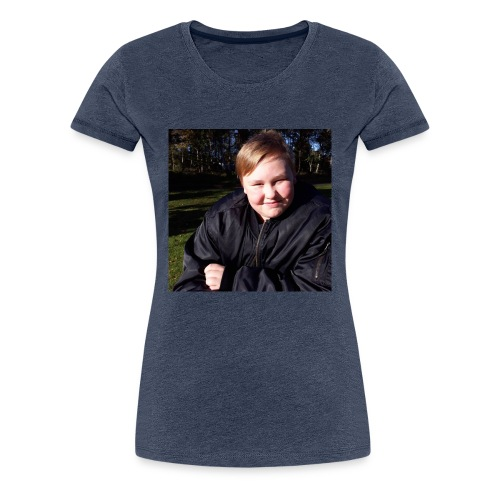 Tim - Premium-T-shirt dam