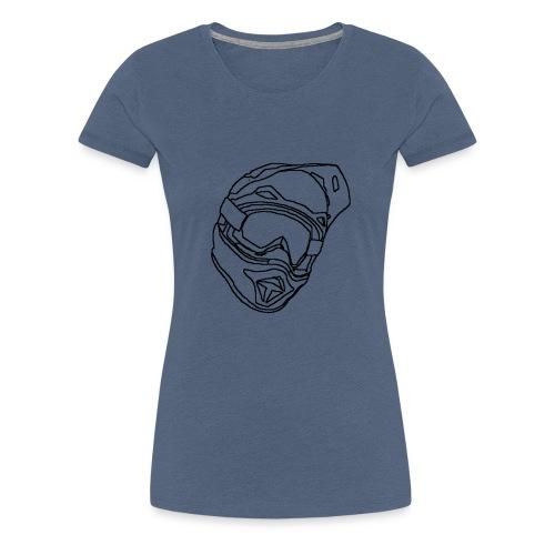 Crosshelm - Frauen Premium T-Shirt