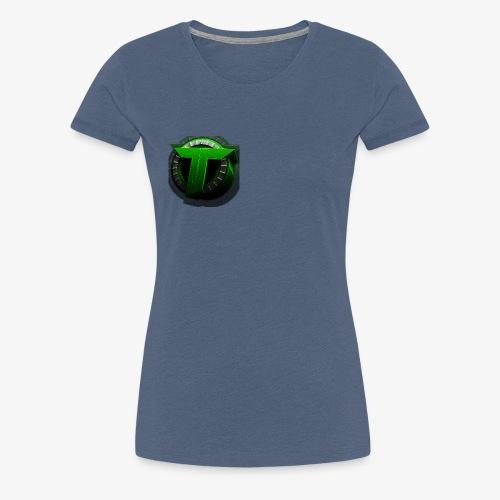 TEDS MERCHENDISE - Premium T-skjorte for kvinner