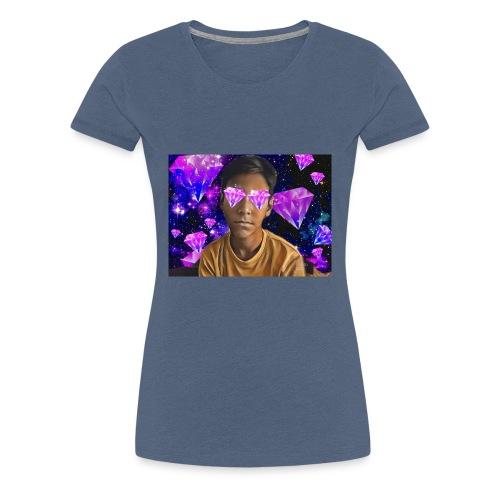 Omar beer - Vrouwen Premium T-shirt