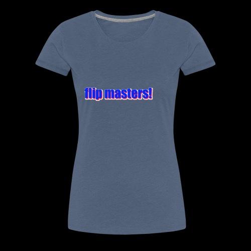 sappig - Vrouwen Premium T-shirt