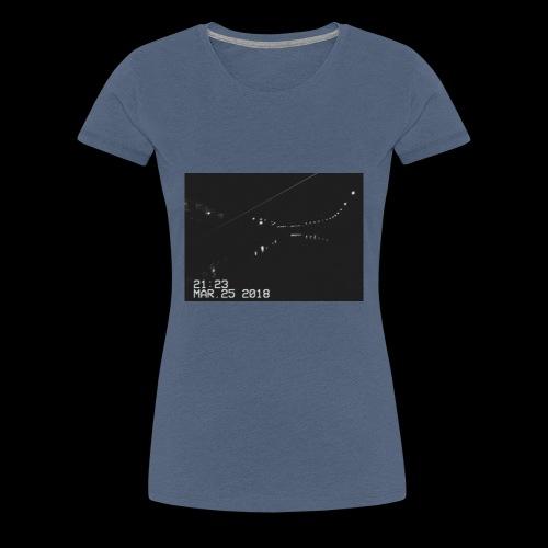 Night Town - Frauen Premium T-Shirt