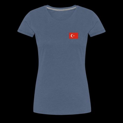 Rays ship - Frauen Premium T-Shirt