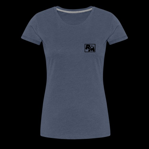 Runt Mods Black - Women's Premium T-Shirt