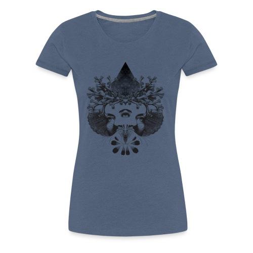 Mystical Cyclophate - Frauen Premium T-Shirt