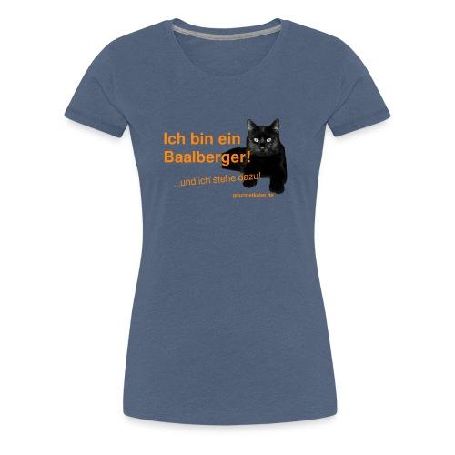 Statement Baalberge - Frauen Premium T-Shirt