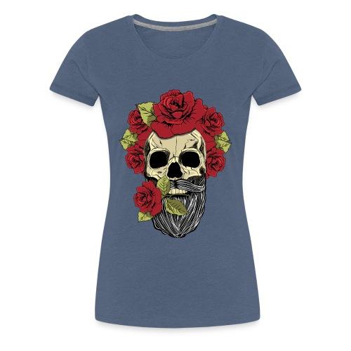 Le barbu - T-shirt Premium Femme