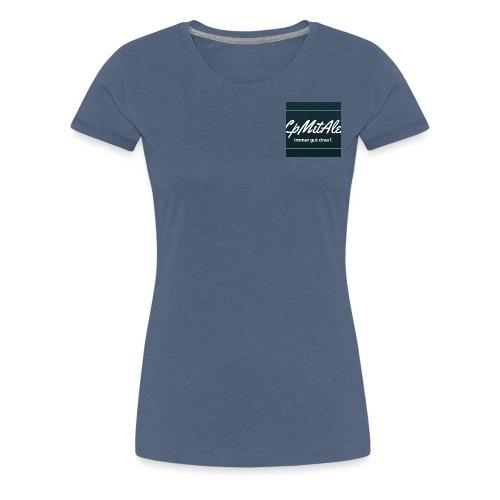 Alter Banner - Frauen Premium T-Shirt