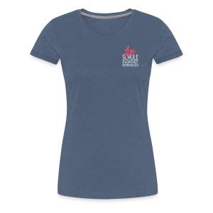 LOGO FSSM Schriftzug - Frauen Premium T-Shirt