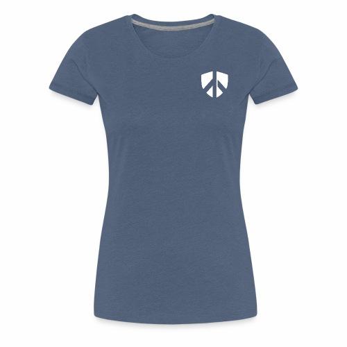 AES Shield - Frauen Premium T-Shirt
