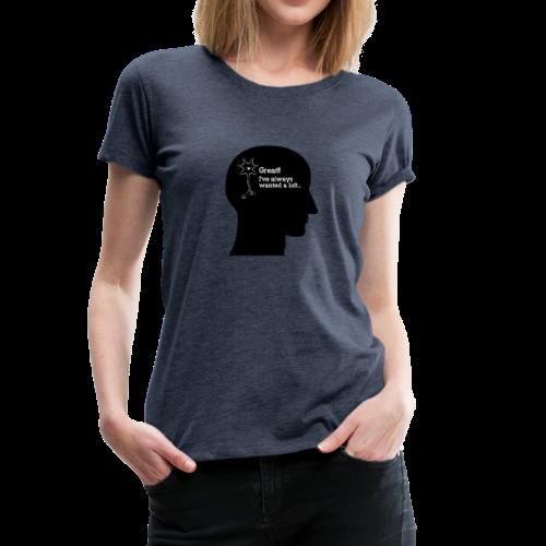 neuron 02 - Maglietta Premium da donna